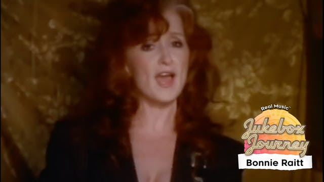 Jukebox Journey: Bonnie Raitt