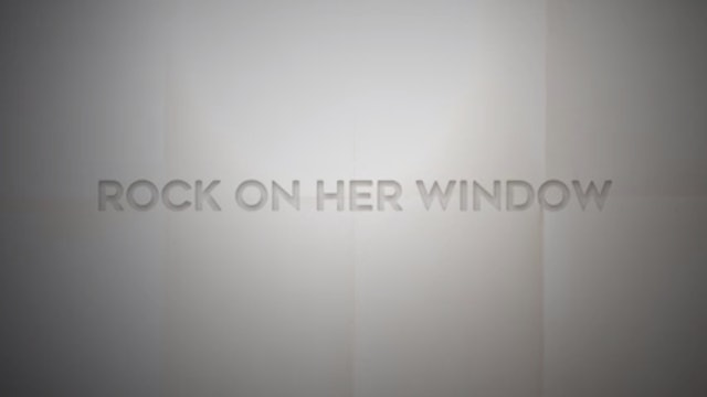 Live With: Blane Howard - Rock On Her Window