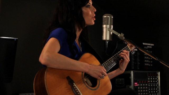 Simple Hymns: Katie Gustafson - Broken for Us