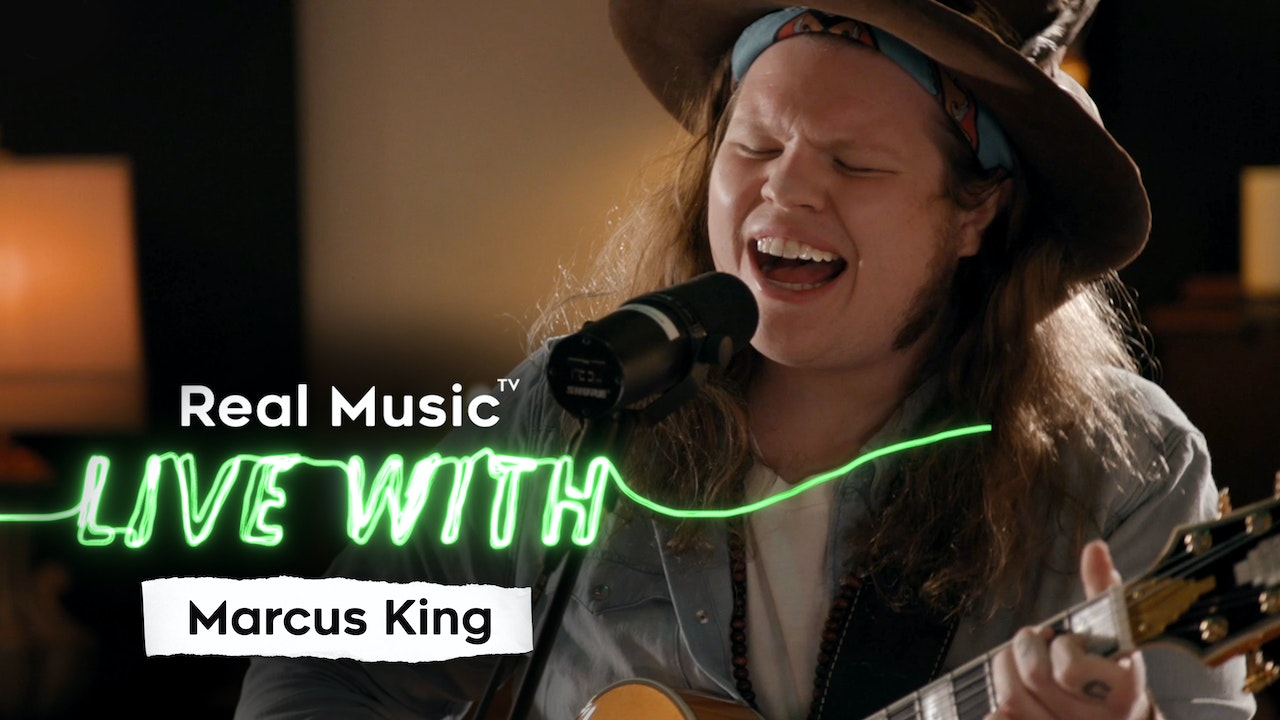 Live With: Marcus King