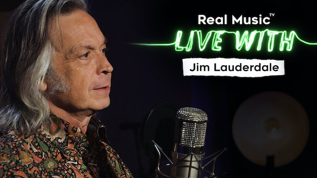 Live With: Jim Lauderdale