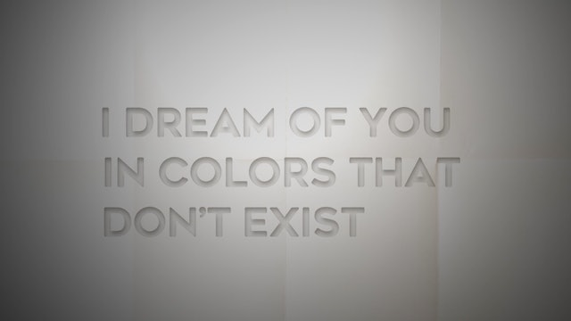Live With: Striking Matches - I Dream of You In Colors that Don't Exist
