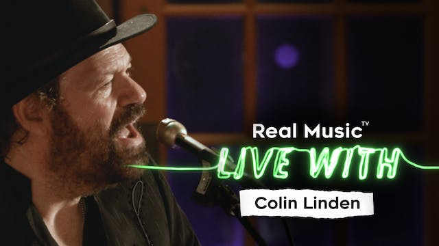 Live With: Colin Linden