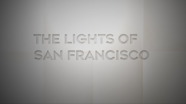 Live With: Logan Ledger - The Lights of San Francisco