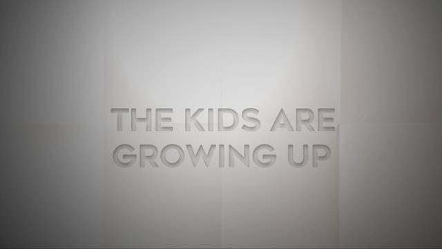 Live With: Jill Andrews - The Kids Are Growing Up