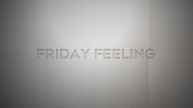 Live With: Blane Howard - Friday Feeling