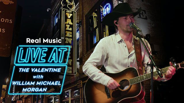 Live At: The Valentine with William M...