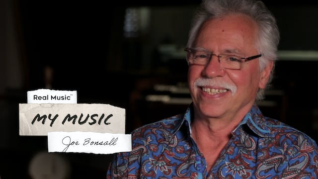 My Music with Joe Bonsall