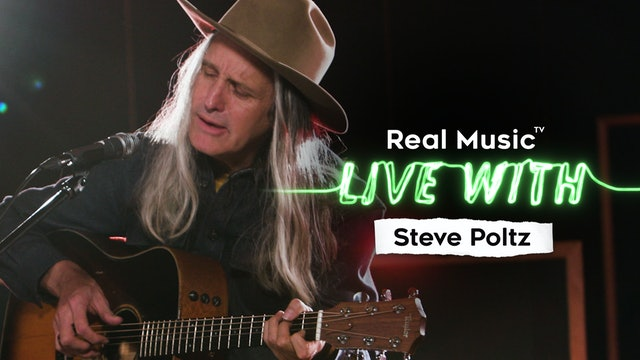 Live With: Steve Poltz