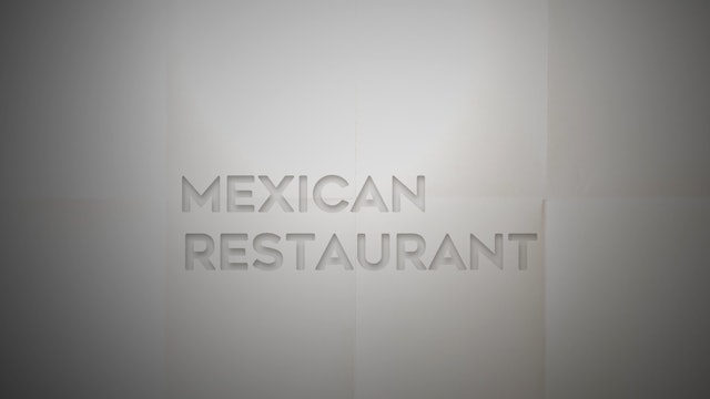 Live With: Leah Blevins - Mexican Restaurant