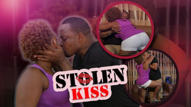 STOLEN KISS ||ROMANTIC MOVIE