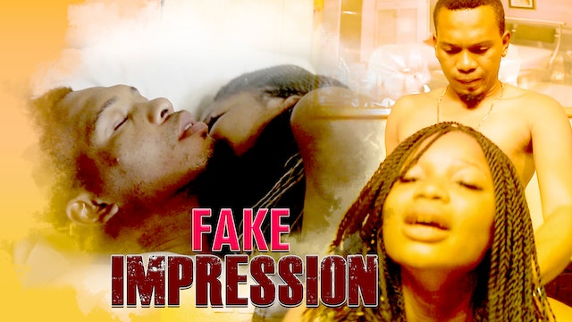 FAKE IMPRESSION ||ROMANTIC MOVIE