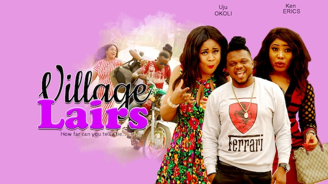 VILLAGE LIARS 1 || NOLLYWOOD DRAMA MOVIE