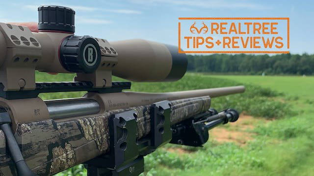 Mounting a Scope | Bushnell Nitro 3X1...