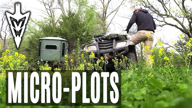 5-13-19: Micro-Plot Update, Camera Tips | Midwest Whitetail
