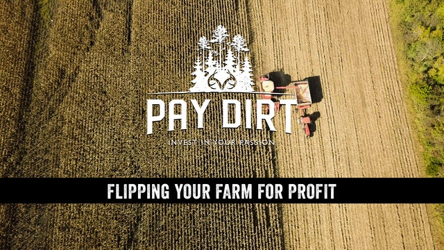 Make Your Land Pay for Itself with Crops