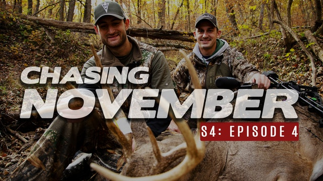 S4E4: Public Land Success, Late October Buck Movement