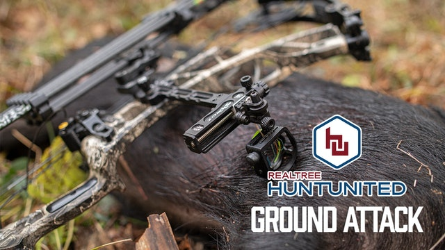 Got Ground Game? | Bowhunting Hogs From the Ground | Hunt United