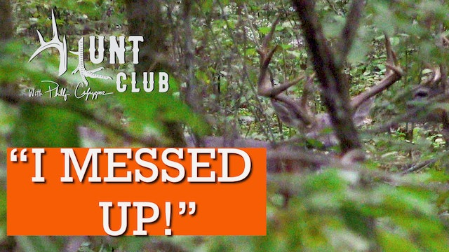 A Big-Buck Nightmare in Tennessee | Aggressive Deer Hunting Tactics | Hunt Club