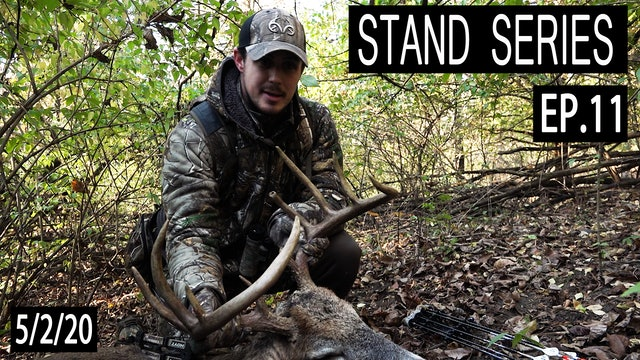 The Ultimate Ditch Crossing | Bill Winke Tree Stand Location Series