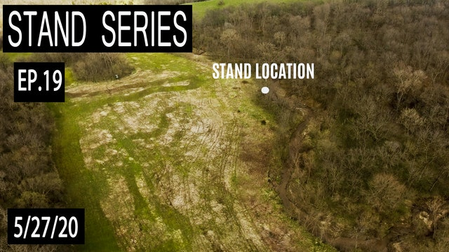 No Safe Wind for This Spot | Bill Winke Treestand Location Series