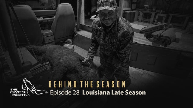Late-Season Deer Hunting Action | Behind the Season (2020) | The Given Right