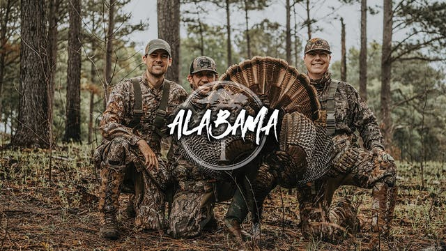 Loud-Mouthed Longbeards | Alabama Tur...