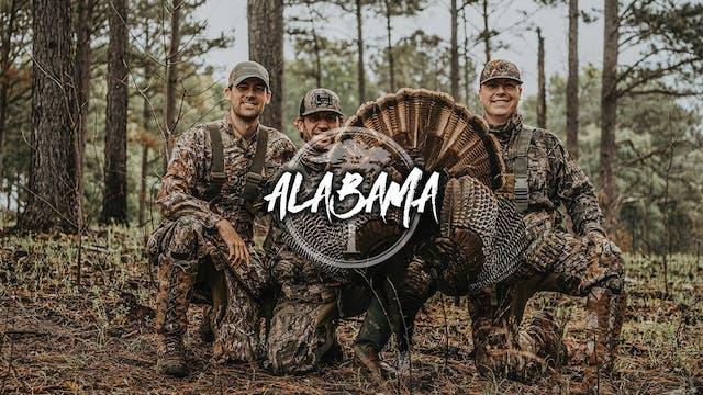 Loud-Mouthed Longbeards | Alabama Tur...