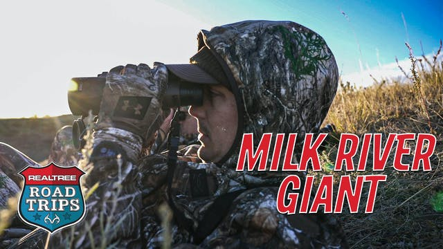 Chasing a Milk River Giant | Bowhunti...