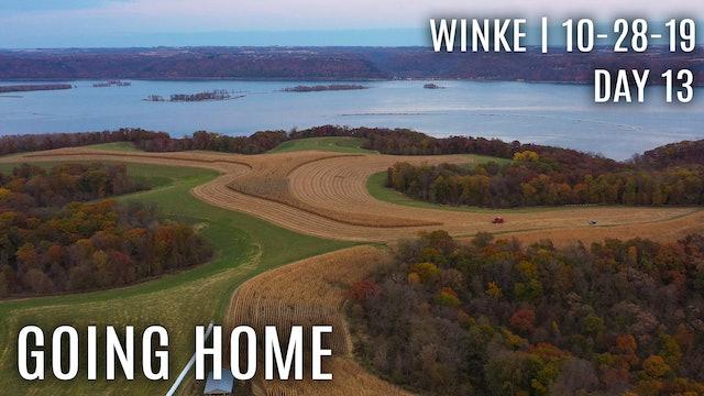 Winke Day 13: Going Home