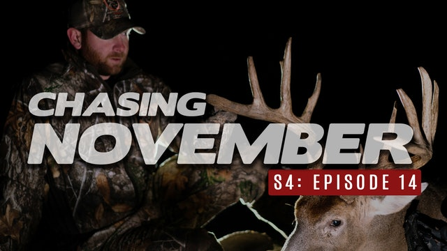 "S4E14: Rattling In A Bruiser Buck, 190"" Heartbreak"