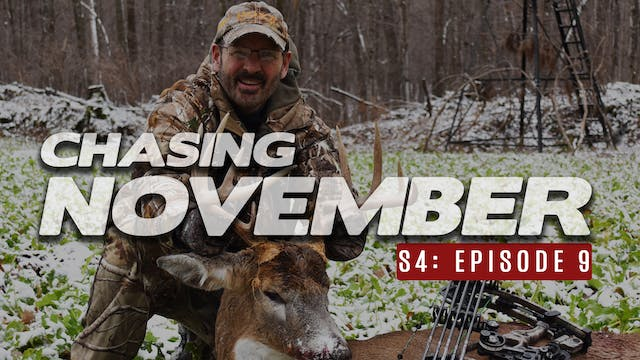 S4E9: Food Plot Warrior, November Magic