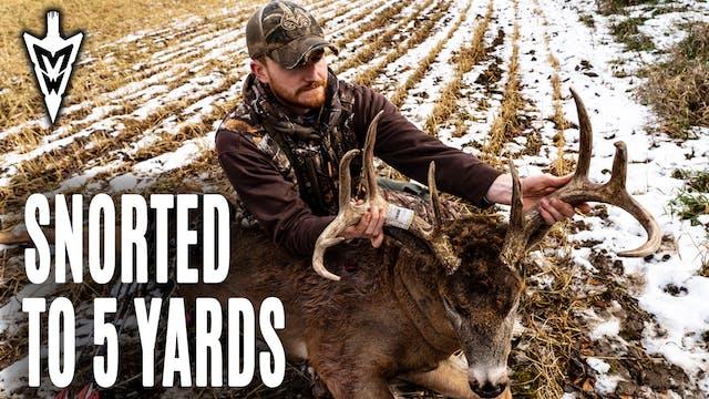 11-25-19: Snort-Wheeze Brings Buck, C...
