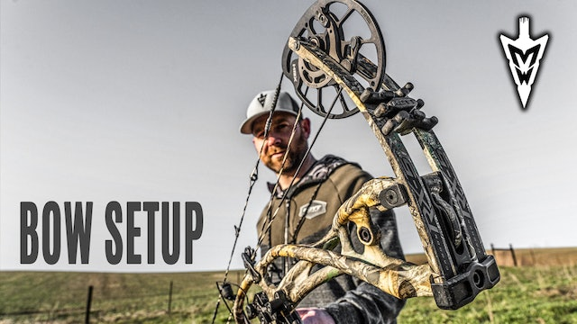 The New Hoyt RX5, Walk-Back Tuning a Bow Setup | Midwest Whitetail