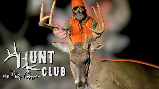 Tyler Farr Films a Deer Hunt | Biggest Mississippi Buck Ever | Hunt Club