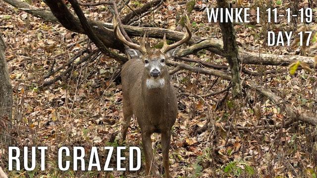 Winke Day 17: Rut Crazed