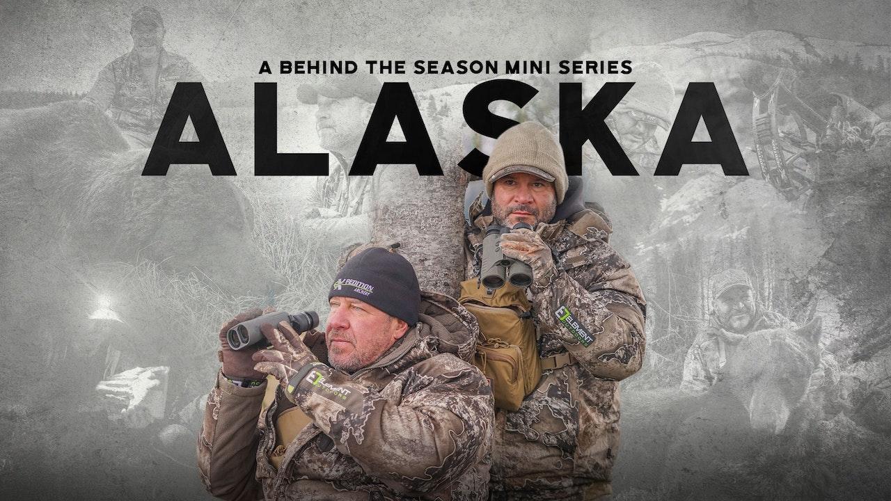 Behind the Season (Alaska Mini Series)