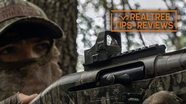 Red Dot Scopes for Longbeards | Bushn...