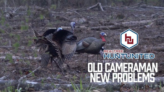 Old Cameraman New Problems | Hunt United