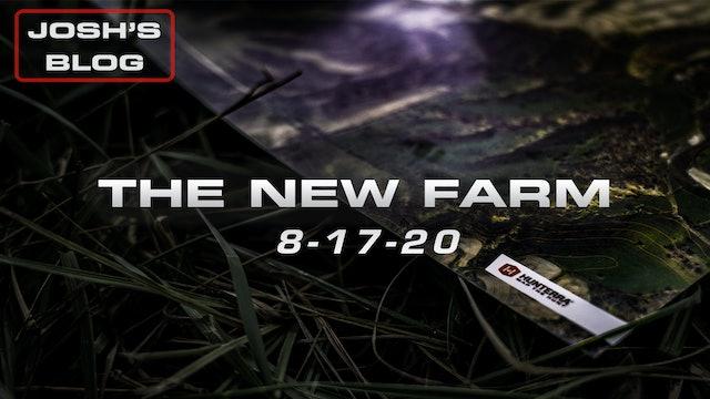 Josh's Blog | Showing the New Farm | Best Bucks of Summer