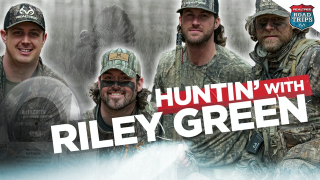 Hunting Riley Green's Farm | HeadHunters, MLB in the House | Realtree Road Trips