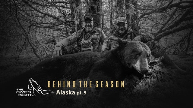 Head on a Swivel, Man | Alaska Mini Series | The Given Right