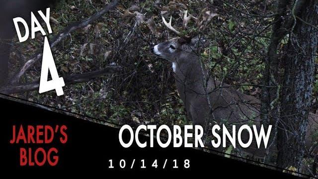Jared's Blog: October Snow