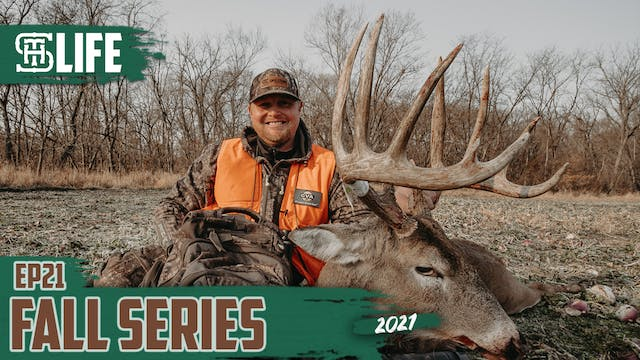 A Monster Muzzleloader Buck | Cody Ke...