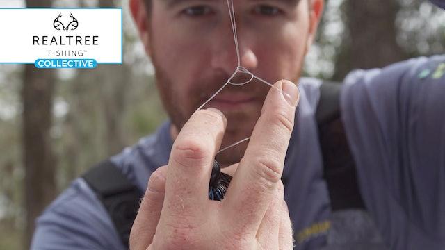 Tying Palomar Knots | Jacob Wheeler Fishing Tip | Realtree Tips and Reviews
