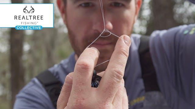 Tying Palomar Knots | Jacob Wheeler F...