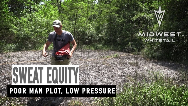 5-28-18: Sweat Equity | Midwest Whitetail