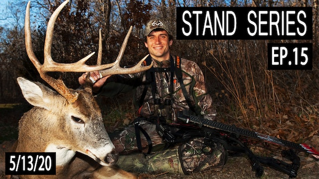Hunting Creek-Bottom Bucks | Bill Winke Treestand Location Series