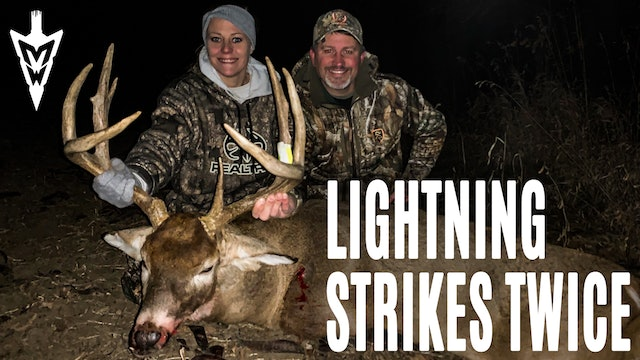 12-23-19: Two Big Late-Season Bucks | Midwest Whitetail
