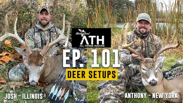 Getting Setup for Whitetails in Illinois and New York   ATH